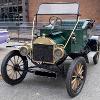 Vintage Model-T Ford